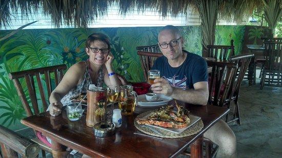 """Bamboo Beach : Pris en photo par """"la patronne""""  ;o)"""