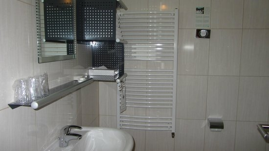 Best Western Hotel Stella: Bathroom