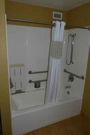 La Quinta Inn & Suites Edgewood / Aberdeen-South: Bathroom