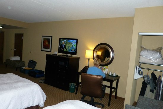 La Quinta Inn & Suites Edgewood / Aberdeen-South: Bedroom