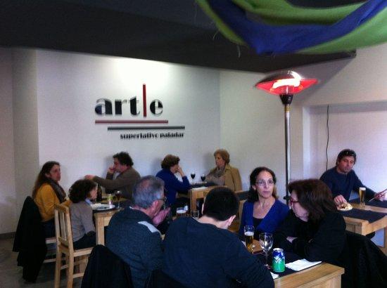 Mercado Bom Sucesso: Vista geral do restaurante