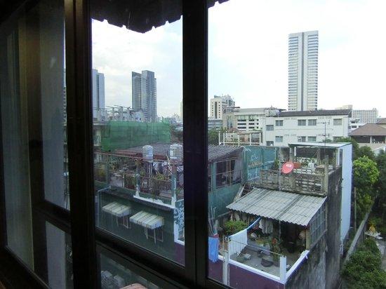 Hansaah Guest House: vue