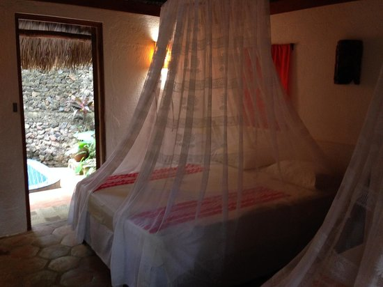 San Simian Eco Lodge: Mango room