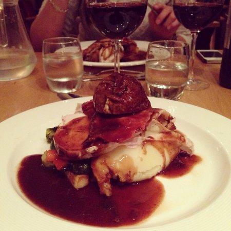The Square Bar & Restaurant: Gorgeous Christmas dinner