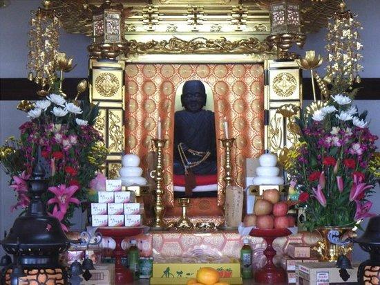 Zentsu-ji Temple : 親鸞堂