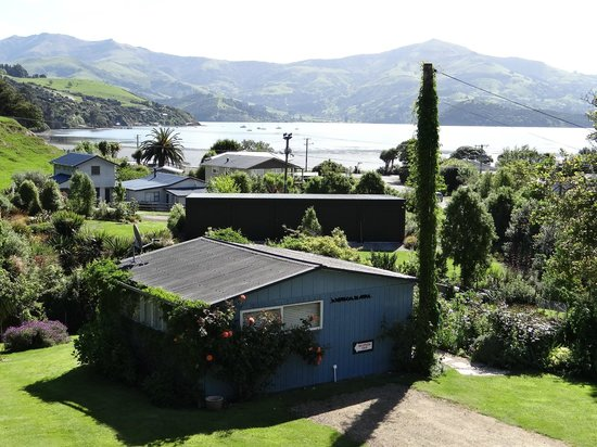 L'Abri Bed and Breakfast, Akaroa