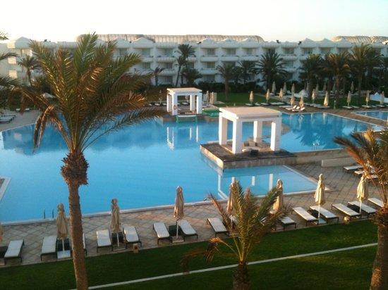 Radisson Blu Palace Resort & Thalasso, Djerba: vue de la chambre