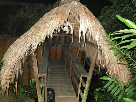 Cotococha Amazon Lodge: Entrance to rooms