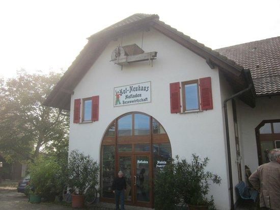 Hof Neuhaus Üeberlingen