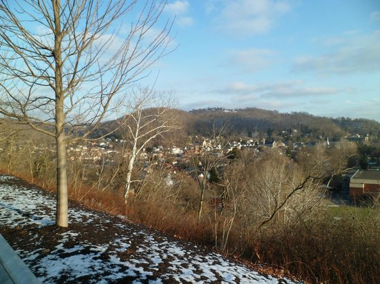 SpringHill Suites Wheeling: view around the hotel