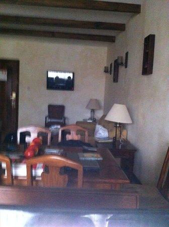 Soleil La Antigua: Interior de Villa