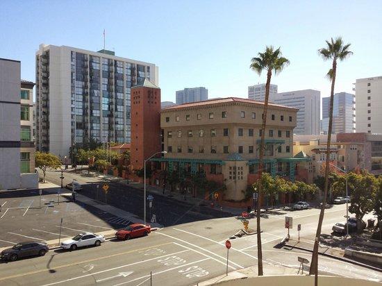 Four Points by Sheraton San Diego Downtown: Ok view