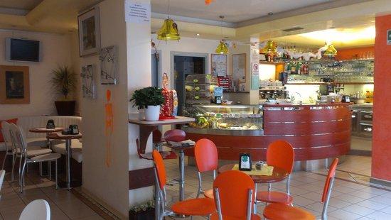 Gelateria Caffetteria Quadrifoglio: caffetteria