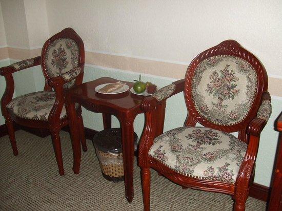 Ninh Kieu 2 Hotel: Frutas