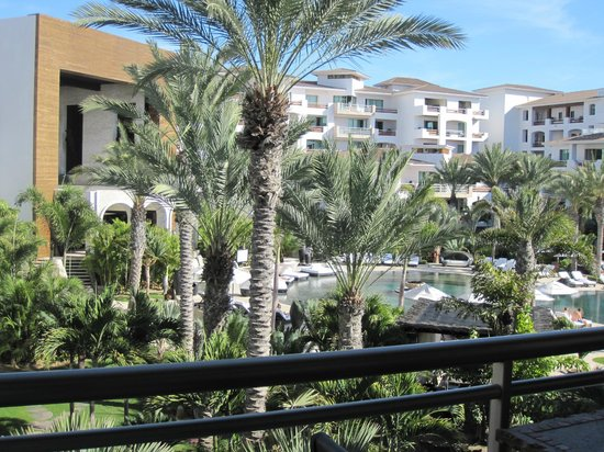 Cabo Azul Resort : One view from balcony