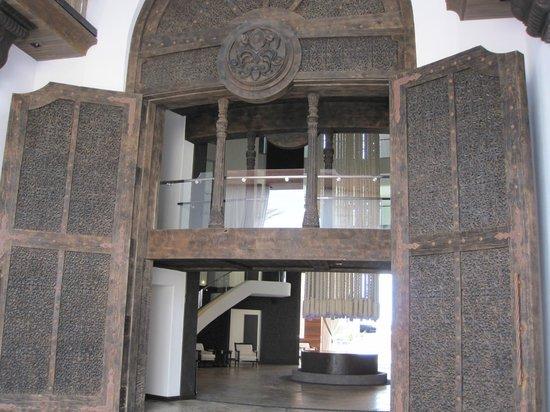 Cabo Azul Resort : Entrance