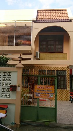 Happy Home Thai Cooking School: Our New Location on Pattaya Klang Soi 12