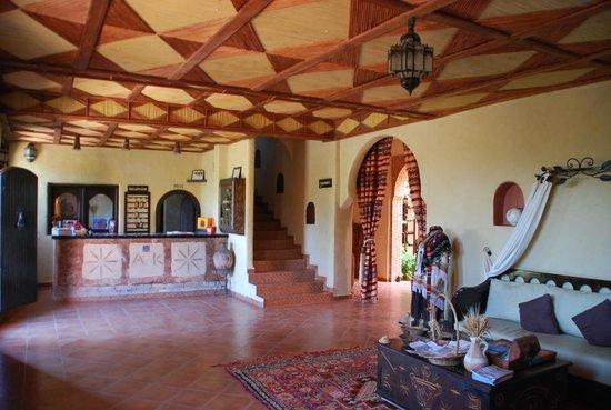 Riad Atlas Kasbah: Réception