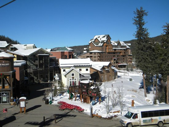 Winter Park Resort : Winter Park Village