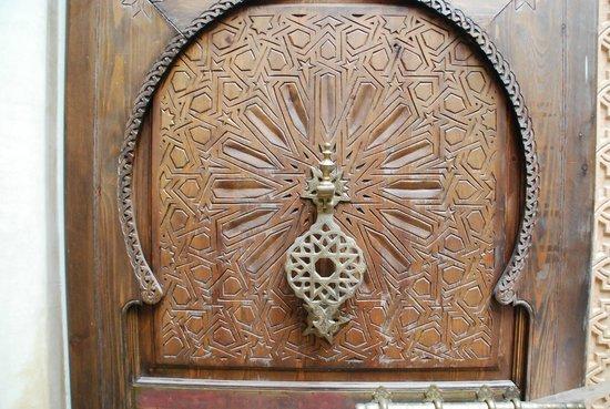 Riad des Arts : Décoration