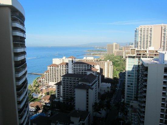 Sheraton Waikiki: Room View