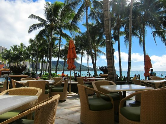 Sheraton Waikiki: Rum Fire