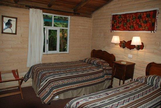 Las Palmeras Inn: Habitación Doble