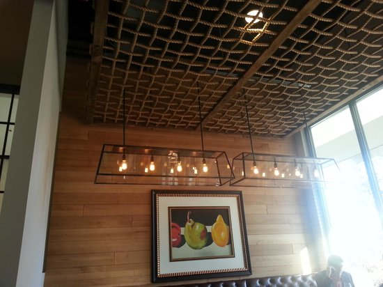 Epicurean Hotel, Autograph Collection : Ceiling at Elevage