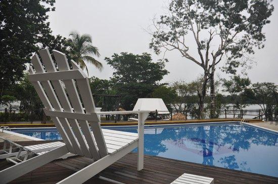 Villa Maya: Pool
