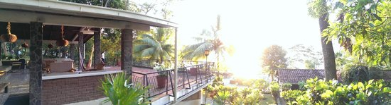 Paradiso Hostel : View over Paradise