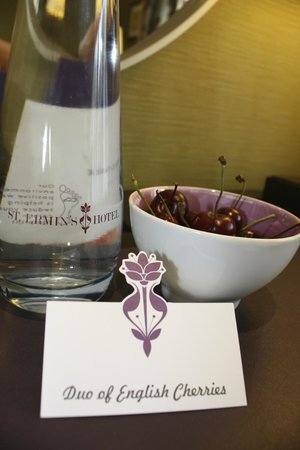 St. Ermin's Hotel, Autograph Collection : Nice welcome touch!