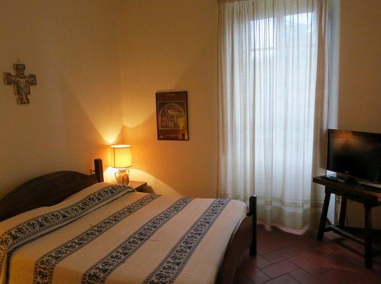 Lo Spedalicchio: Standard double room