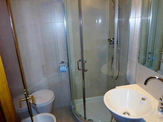 Lo Spedalicchio : Bath in standard double room