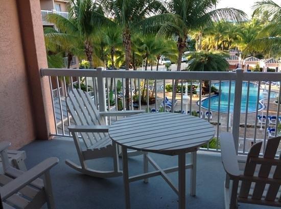 DoubleTree by Hilton Hotel Grand Key Resort - Key West: So relaxing !