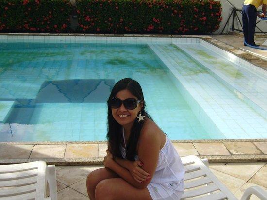 Marina Travel Praia Hotel: Piscina suja