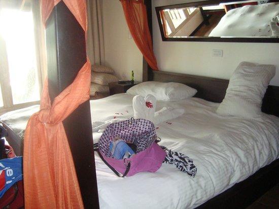 Media Luna Resort & Spa: Chambre