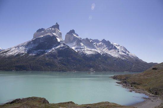 Lago Nordenskjold: Mirador Cuernos