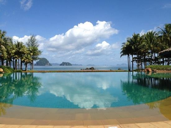 Phulay Bay, A Ritz-Carlton Reserve: infinity pool
