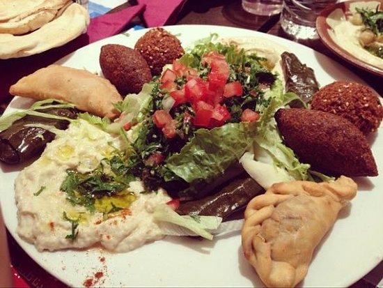 Photo of Middle Eastern Restaurant Sannin at 71 Edgware Road, London W2 2HZ, United Kingdom
