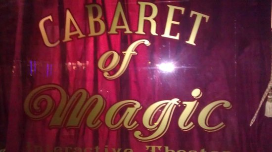 Cabaret of Magic Variety Arts Theater : Great show!