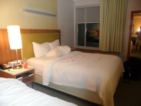 SpringHill Suites Scranton Wilkes-Barre: beds
