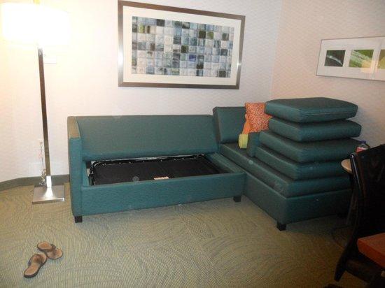 SpringHill Suites Scranton Wilkes-Barre: Couch