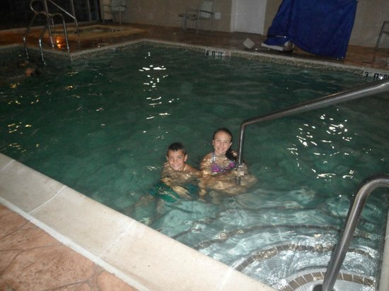 SpringHill Suites Scranton Wilkes-Barre: Pool