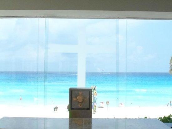 Hyatt Zilara Cancun : iglesia  excelente   natural  y reconciliatoria