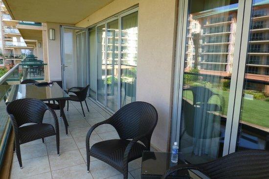Honua Kai Resort & Spa : Room 303 Lanai