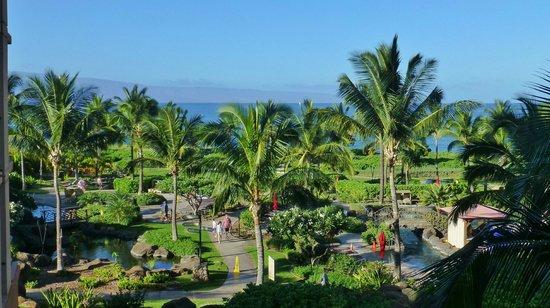 Honua Kai Resort & Spa : Pool area