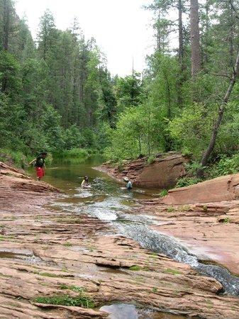 West Fork Oak Creek Trail