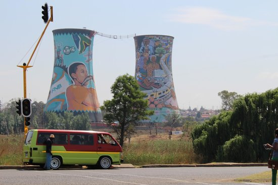 Imbizo Tours and Travel -   Day Tours: Orlando Towers