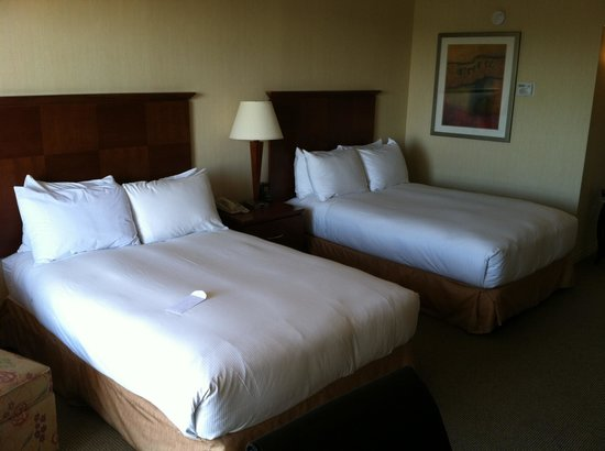 Ontario Airport Hotel and Conference Center: Executive room