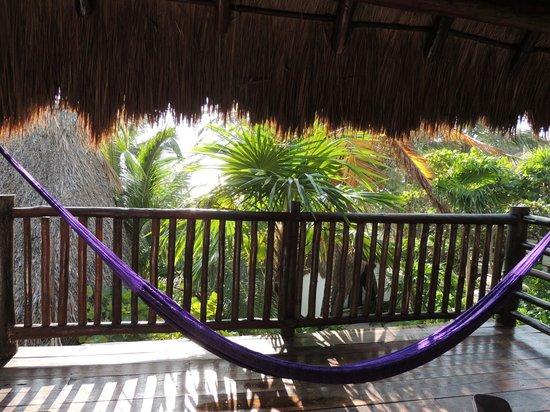 Playa Selva: Balcony